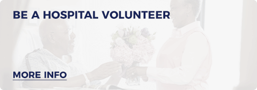 Click here to learn more about volunteer opportunities.